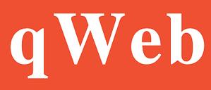 qWeb logo